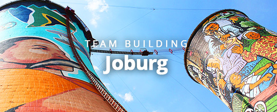 Team Building Johannesburg | JHB