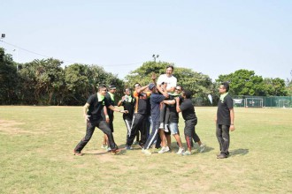 Team Building In Gauteng Field Olympics