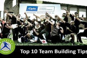 Top 10 Team Building Tips